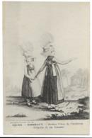 33-BORDEAUX-1818-1819 (d'après G. De Galard) Petites Filles De Caudéran - Bordeaux