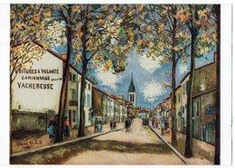 Maurice Utrillo, Malerei, Gemälde - Malerei & Gemälde