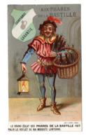Chromo Imp. Appel, AF 1-1-11, Vin, Aux Phares De La Bastille - Andere