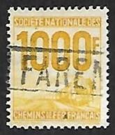 PETITS COLIS  1944-47  - YT  26  - Oblitéré - Cote 16e - Colis Postaux