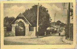 CHATENAY MALABRY - Vue Peu Courante Animée Sur Les Sablons - Chatenay Malabry
