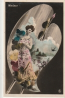 *** SPECTACLE ***  WHITNEY - Palette De Peinture Superbe - TTBE   Neuve/unused - Artistes