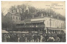 33-LORMONT-Grand-Café-Restaurant...    Animé - Autres Communes