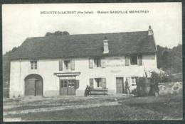 70 Haute-Saône Beulotte-Saint-Laurent Boulangerie Maison Gavoille Menetrey 1919 - Andere Gemeenten