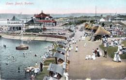DURBAN, Ocean Beach, Karte 1955? - Südafrika