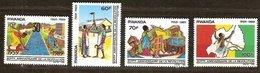Rwanda Ruanda 1990 Yvert 1293-1296 OCBn° 1360-1363 *** MNH  Cote 7 Euro - Rwanda