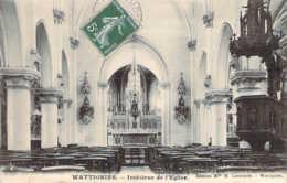 59 NORD L'Intérieur De L'église De WATTIGNIES - Otros Municipios