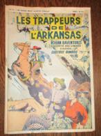 Recit Illustré Complet LES TRAPPEURS DE L'ARKANSAS - Small Size