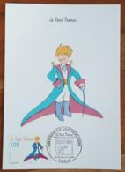 CM 1998 - YT N°3175 - ANTOINE DE SAINT EXUPERY / LE PETIT PRINCE - PARIS - Cartas Máxima