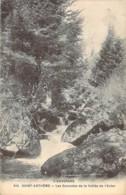 63 PUY De DOME Cascades De La Vallée De L'Enfer Près De Saint ANTHEME - France