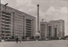 Berlin, Karl-Marx-Allee - 1968 - Deutschland