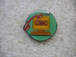 Pin's IBM® Cloud Management Console (CMC) - Computers