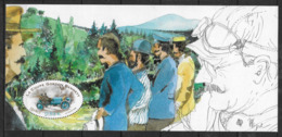 France 2005 Bloc Souvenir N° 4 Neuf Coupe Gordon Bennett - Souvenir Blocks & Sheetlets