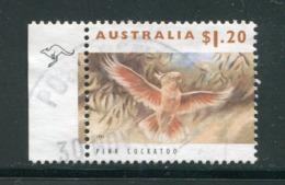 AUSTRALIE- Y&T N°1325- Oblitéré (oiseaux) - 1990-99 Elizabeth II