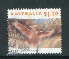 AUSTRALIE- Y&T N°1325- Oblitéré (oiseaux) - Usati