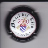 PLACA DE CAVA MASET DEL LLEO 2000  (CAPSULE) VIADER 1248 - Placas De Cava