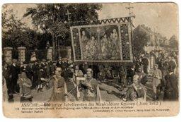 ASSCHE - 600 Jarige Jubelfeesten Der Mirakuleuze Kruizen (Juni 1912) - Asse