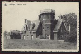 Jodoigne - Château Du Bordia Met Nr. 420 En Stempel JODOIGNE ; Staat Zie 2 Scans ! - Jodoigne