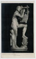 VENEZIA   R.  MUSEO  ARCHEOLOGICO   APOLLO  CITAREDO           2  SCAN  (VIAGGIATA) - Sculture