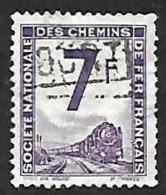 PETITS COLIS  1944-47 - YT  6 - Cote 3.50e - Oblitéré - Colis Postaux