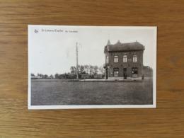 Sint-Lievens-Essche  Sint-Lievens-Esse   Herzele  De Tramstatie  STATION DU TRAM  TRAM VAPEUR - Herzele