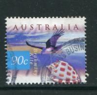 AUSTRALIE- Y&T N°1758- Oblitéré (oiseaux) - 1990-99 Elizabeth II