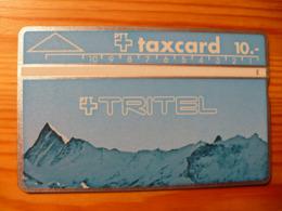 Phonecard Switzerland - Tritel - Svizzera
