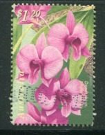 AUSTRALIE- Y&T N°1692- Oblitéré (fleurs) - 1990-99 Elizabeth II