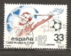 España/Spain-(usado) - Edifil  2662 - Yvert  2289 (o) - 1931-Hoy: 2ª República - ... Juan Carlos I