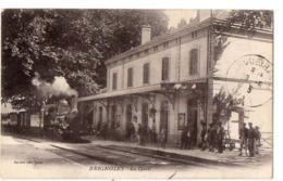 BRIGNOLES - La Gare - Brignoles