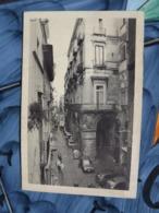 Q230 CARTOLINA DI NAPOLI VIA DEI TRIBUNALI  NON  VIAGGIATA FORMATO PICCOLO - Napoli
