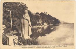 POSTCARD. FRANCE. BOURGET LAKE - Francia