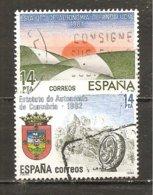 España/Spain-(usado) - Edifil  2687, 2689 - Yvert  2309, 2326 (o) - 1931-Hoy: 2ª República - ... Juan Carlos I