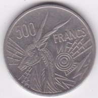 Banque Des Etats De L'Afrique Centrale. 500 Francs 1976 B Republique Centrafricaine - Central African Republic