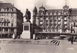 67.482.83 Strasbourg Monument Klebert Et Hotel Maison Rouge - Strasbourg
