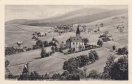 AK - GRUNWALD In Schlesien - Panorama Mit Dorfkirche - Polen