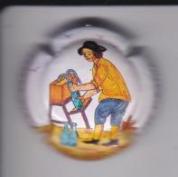PLACA DE CAVA AVINYO DE EL TIRATGE (CAPSULE) Viader:1974 - Placas De Cava