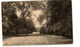 Tooneelplaats Voor I. Oorda's Verbiestdrama 1913 - Pittem