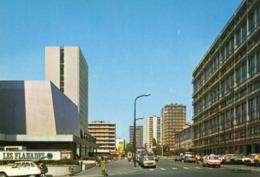 SARCELLES-LOCHERES  - Avenue Paul Valéry - Sarcelles