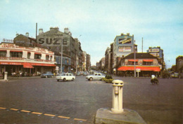 ASNIERES - Rue Voltaire - Pub Suze, Cinzano - Panhard - Asnieres Sur Seine