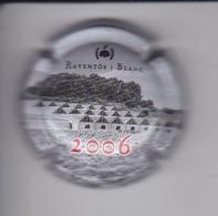 PLACA DE CAVA RAVENTOS I BLANC 2006 NUMEROS GRUESOS (CAPSULE) Viader: 7932 - Placas De Cava