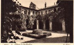 CP 83 Var Château De Ste Roseline Cloître 4 BEF - Les Arcs
