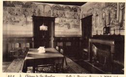 CP 83 Var Château De Ste Roseline Salle à Manger Fresques Du XIVe Siècle 5 BEF - Les Arcs