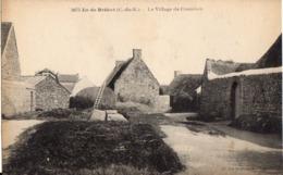 Ile De Bréhat - Le Village De Crouezen - Francia