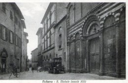 (126)  CPA  Volterra  S. Michele  Secolo XIII   (Bon Etat) - Italien