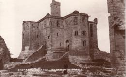 Warkworth Castle Entrance To Keep - Non Classificati