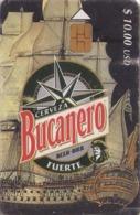 CUBA. BEER - CERVEZA - BIER. (CERVEZA BUCANERO) (327) - Cuba