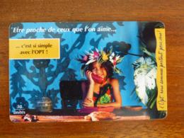 PF47 Polynésie Française - GEM1A - Petite Fille - TBE - Französisch-Polynesien
