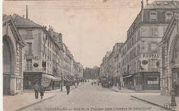 *** 78  ***  VERSAILLES Rue De La Paroisse Vers L'avenue De St Cloud - écrite TB (au Dos Pub Louit - Versailles
