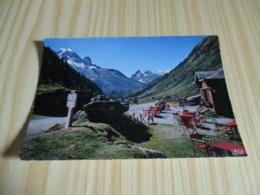 Vallée De Chamonix (74).Le Col Des Montets.Panorama Sur L'Aiguille Verte,les Aiguilles De Chamonix Et Le Mont-Blanc. - Chamonix-Mont-Blanc
